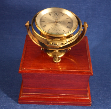 Kronometer, A. Johannsen & Co.