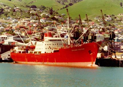 Chilean Reefer