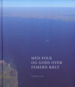 Med folk og gods over Femern Blt