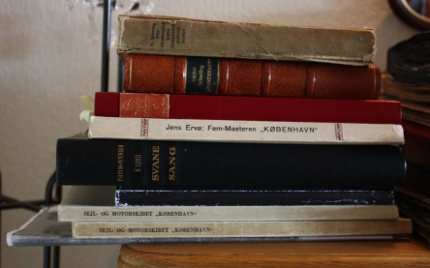 Bøger fra samlingen