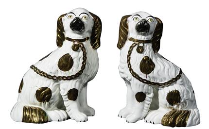 Porcelænshunde