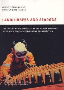 Landlubbers and seadogs af Henrik Sornn-Friese og Carsten Ørts Hansen