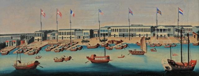 Teselskabet - den første globalisering